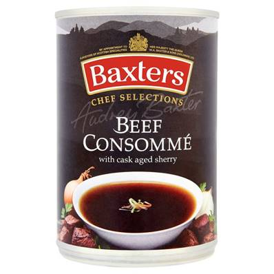 Baxters Beef Consomme