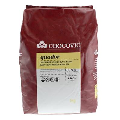 Chocolate Couverture Dark 49% Cocoa