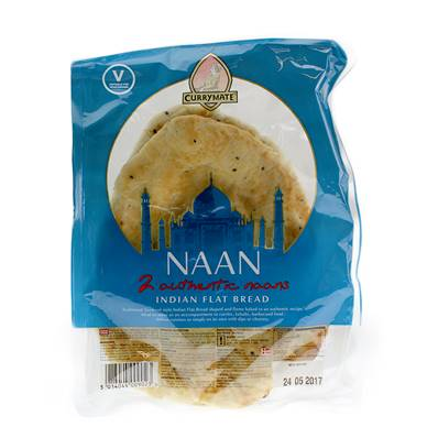 Currymate Authentic Naan