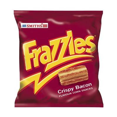 Walkers Frazzles Box