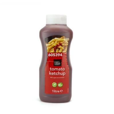 CL Tomato Ketchup 1ltr