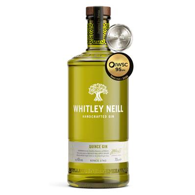 Whitley Neill - Quince Gin (43%)