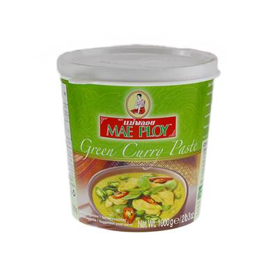 Mae Ploy Thai Green Paste