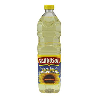 Sandusol Sunflower Oil 1Ltr