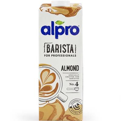 Alpro Almond Barista for Professionals