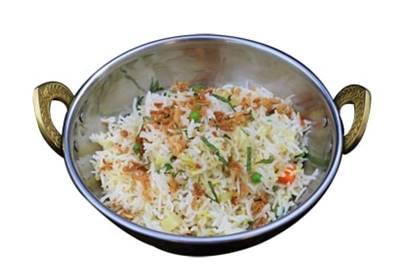 Su's Cuisine Vegetable Pulao Rice