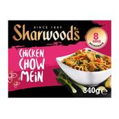Sharwoods Chicken Chow Mein Ready Meal