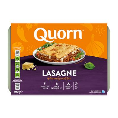 Quorn Lasagne Ready Meal