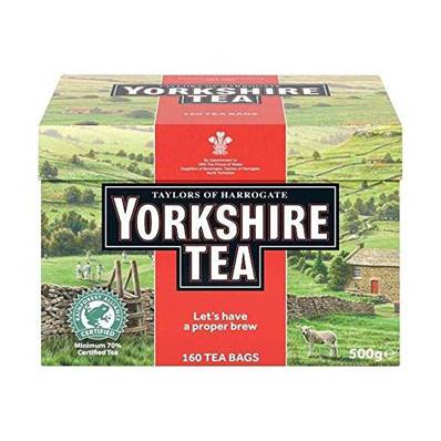 Taylors Yorkshire Tea Bags 160's