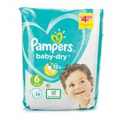 Pampers - Size 6