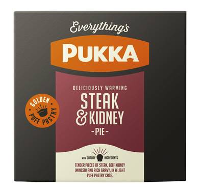 Pukka Pie Large Steak & Kidney