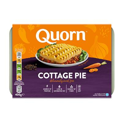 Quorn Cottage Pie Ready Meal