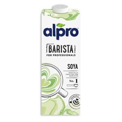 Alpro Soya Barista for Professionals