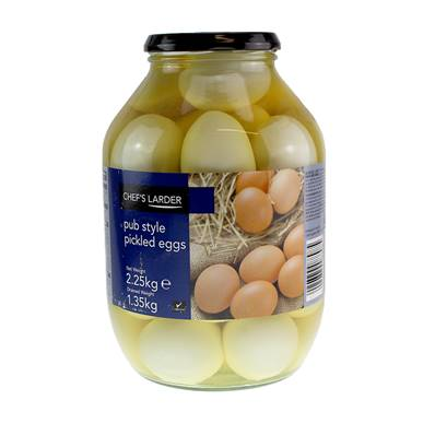 CL Pub Style Pickled Eggs