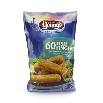 Young's Fish Fingers