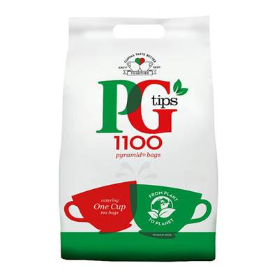 Pg Tips 1 Cup Pyramid Tea Bags
