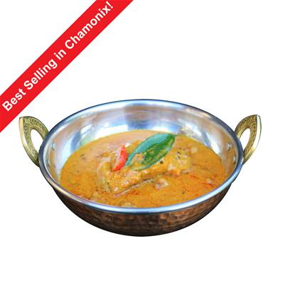Su's Cuisine Kerala Fish Curry