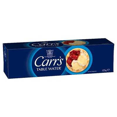 Carr's Table Water