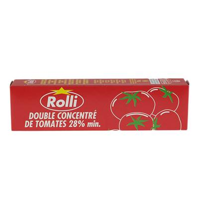 Rolii Double Concentrated Tomato Puree