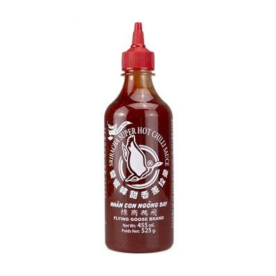 Flying Goose Sriracha Super Hot