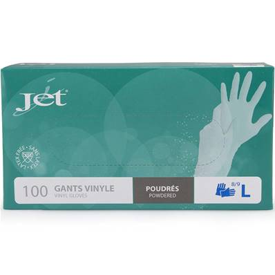Disposable Gloves - Vinyl - T9