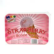 Granelli's Strawberry Ice Cream 4l