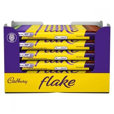 Cadbury Flake Case