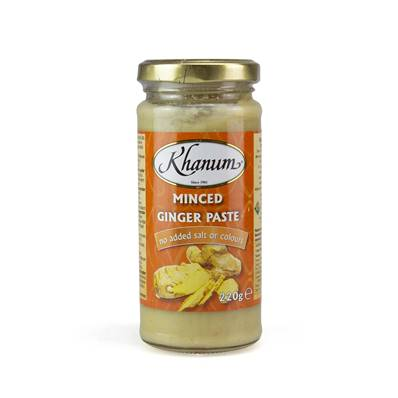 Khanan Minced Ginger Paste