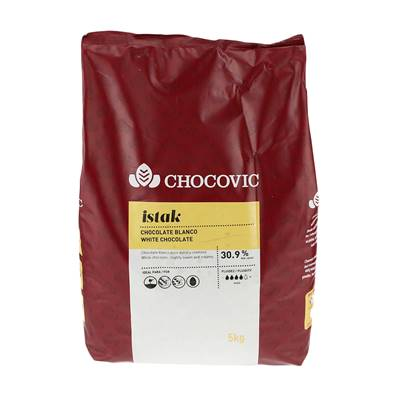 Chocolate Couverture White 30.9% Cocoa