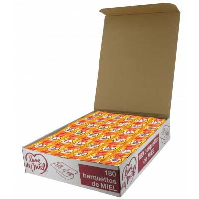 Duerrs Honey Portions 96 x 20g