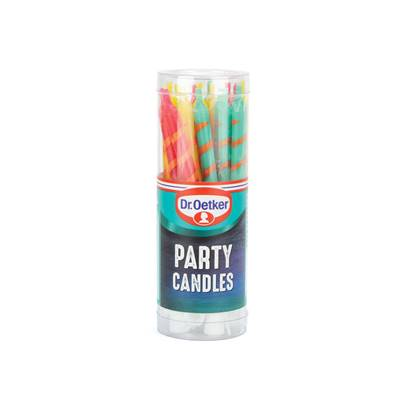 Dr Oetker Party Candles