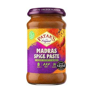 Pataks Madras Curry Paste