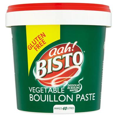 Bisto Gluten Free Vegatable Bouillon Paste