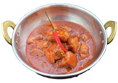 Su's Cuisine Pork Vindaloo