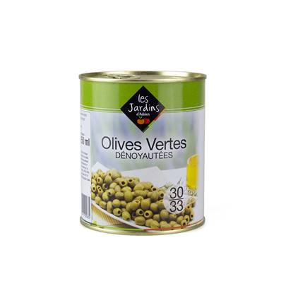 Tinned Green Olives