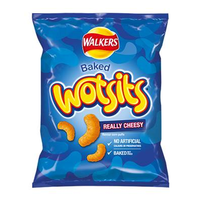 Walkers Wotsits Cheese Box