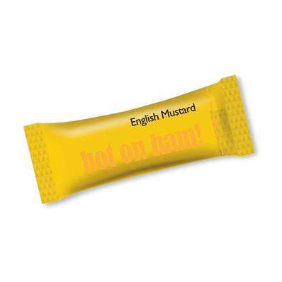 CR English Mustard Sachets