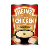 Heinz Cream of Chicken Soup