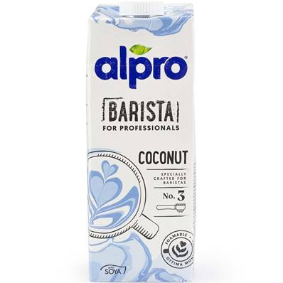 Alpro Coconut Barista for Professionals