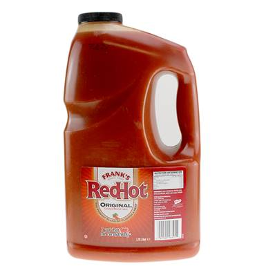 Franks Red Hot Original Sauce