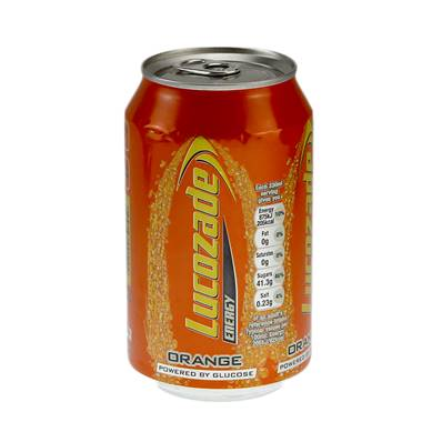 Lucozade Orange