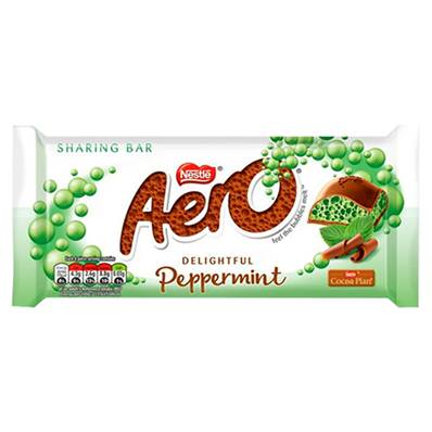 Aero Peppermint Sharing Bar 90g