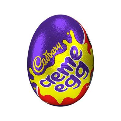 Cadburys Cream Eggs Case (Seasonal)