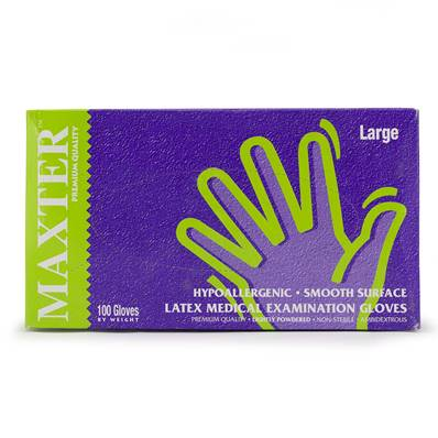 Disposable Gloves - Latex - T9