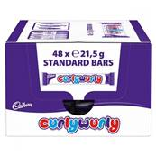 Cadbury Curly Wurly Case