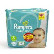 Pampers - Size 3