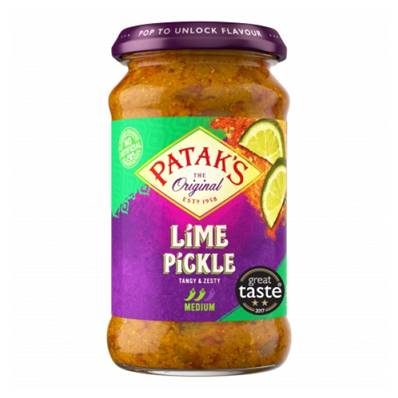 Pataks Lime Pickle