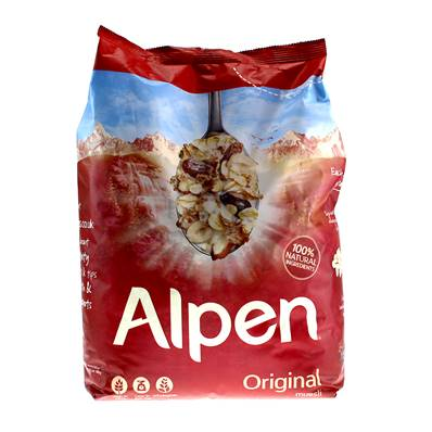 Alpen Original Muesli 1.3kg Bag