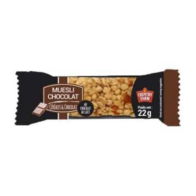 Chocolate Cereal Bar 200 Pack