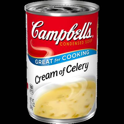 Campbells Condensed Celery Soup